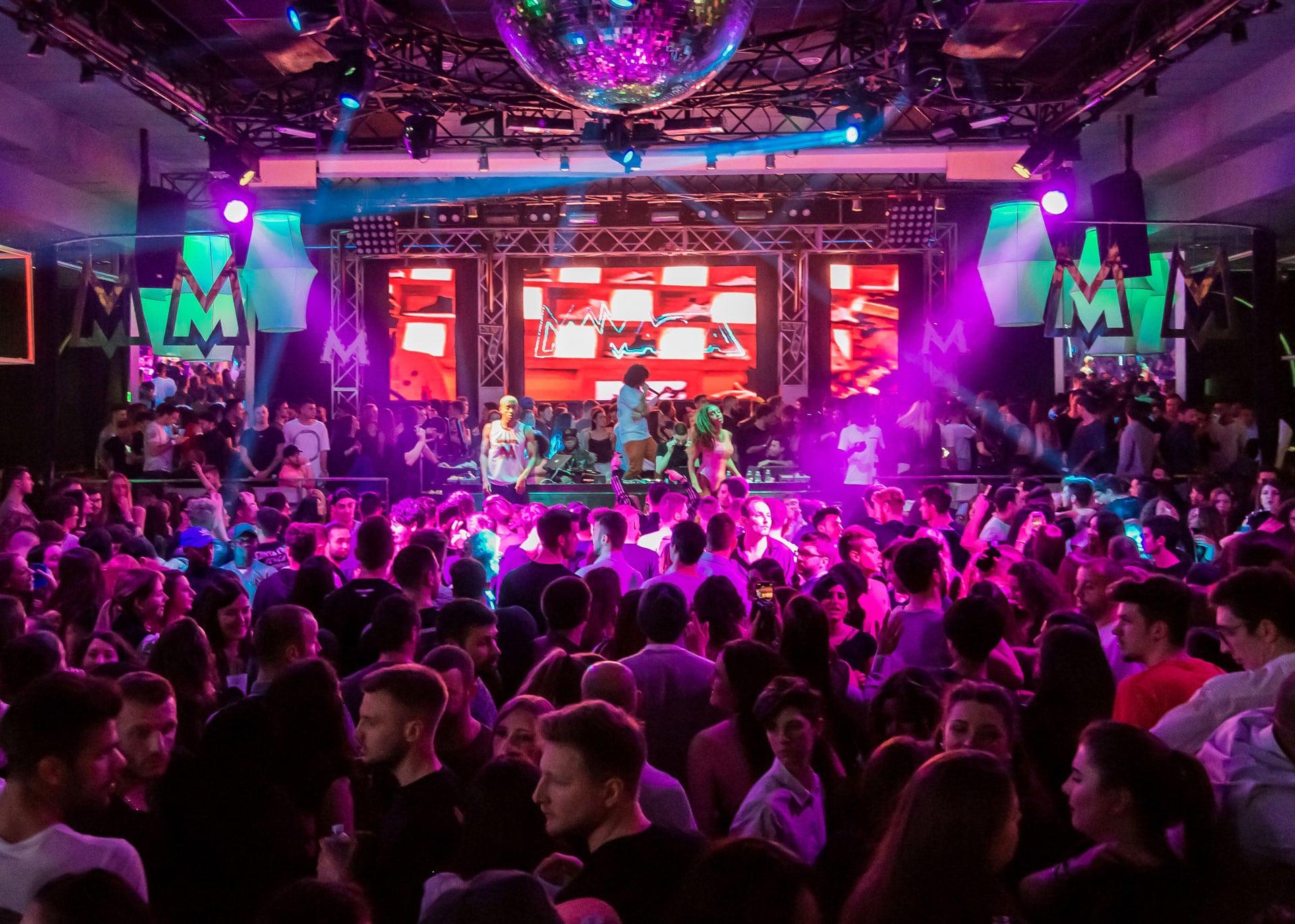 find love in nightclubs