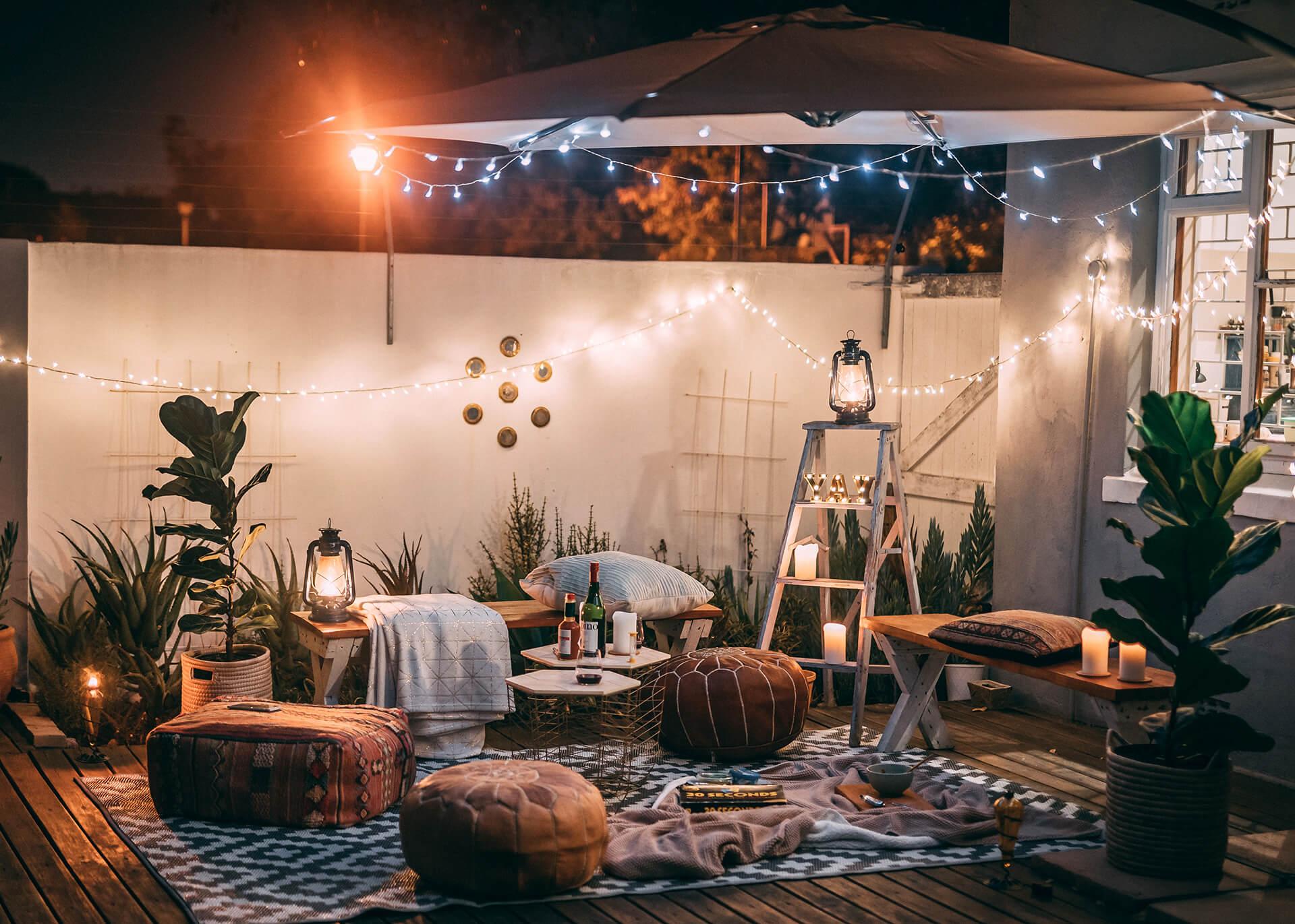 romantic picnic date ideas for a backyard