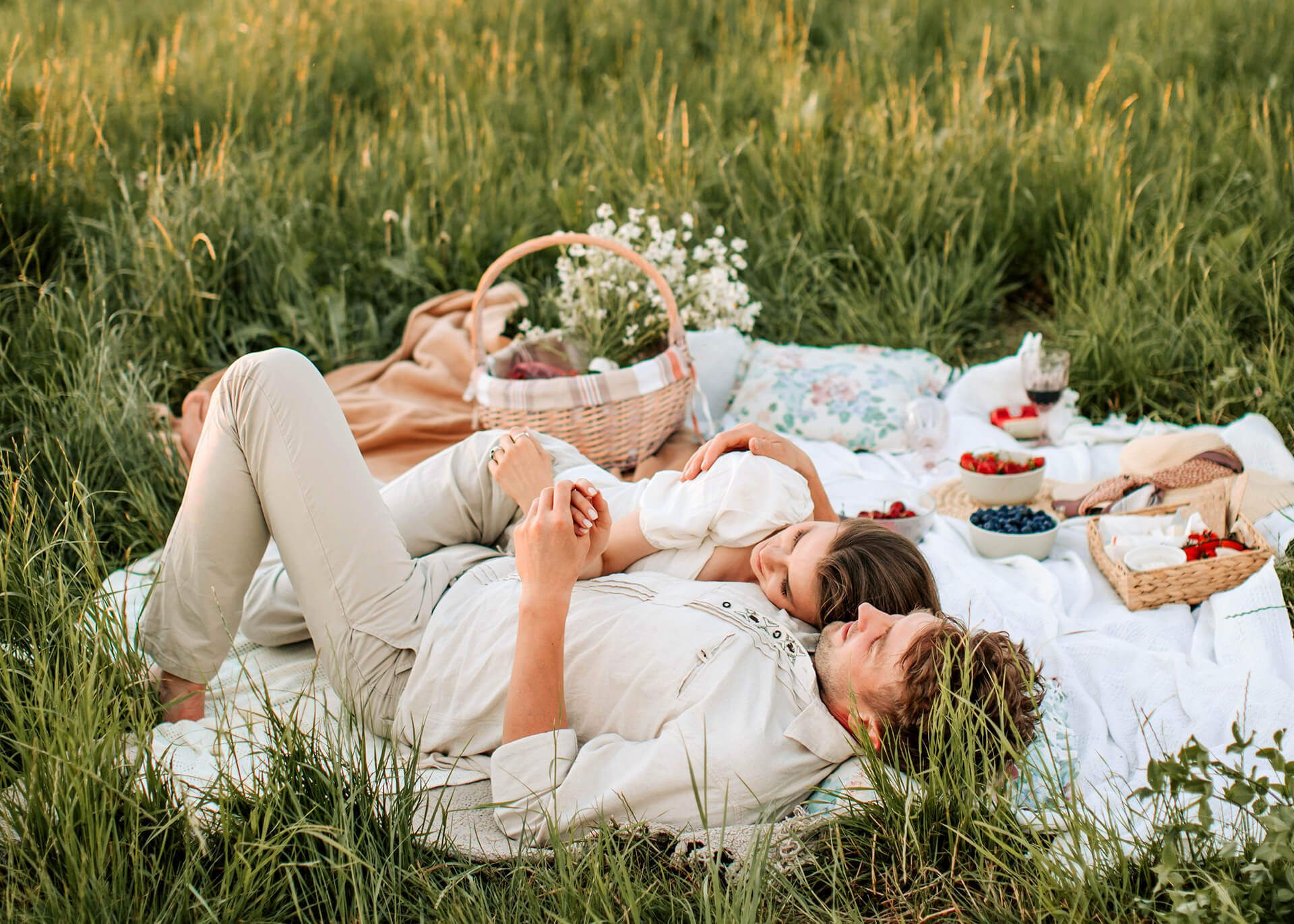 romantic picnic date ideas