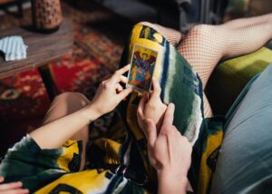 questions to ask tarot cards about love